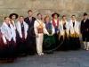 2012-09-15 Actuación de las cantareiras en Santiago