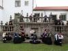 ORBALLO de visita no Pazo de Mariñán-  Bergondo-A Coruña