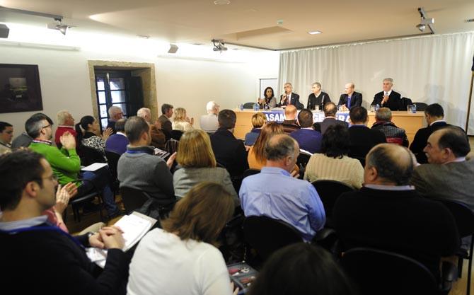 Casa da Cultura de Pontedeume asemblea de las asociaciones folkl